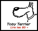 Ami de Coby Clebard: Toby Terrier